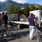 12/09 Merano: bikeshuttle